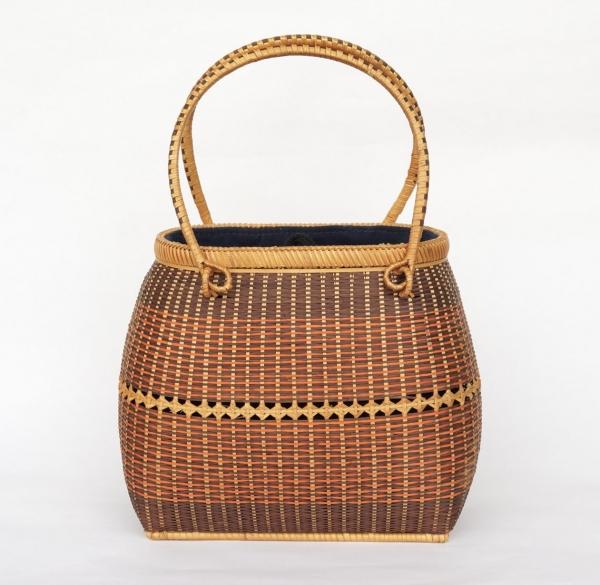 ホイアン/竹籠バッグ