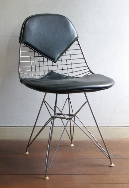 Charles & Ray Eames /Wire Mesh/ Eiffel Base