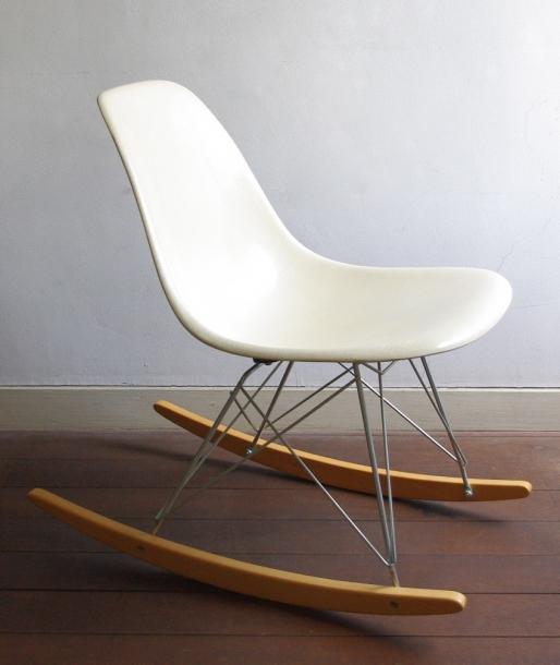Charles & Ray Eames /Side shell/Rcker Base