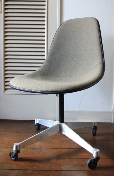 Charles & Ray Eames /Sideshell/ Contract Base with casters