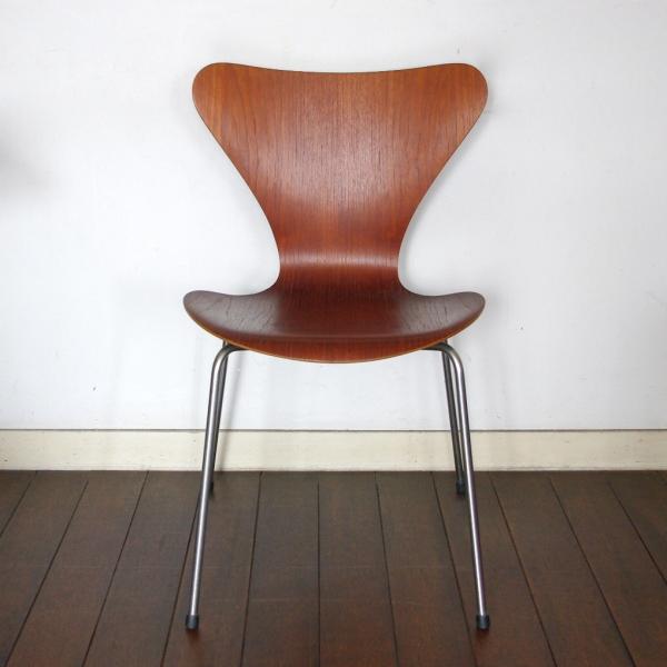 Arne Jacobsen/ Seven Chair/Teak