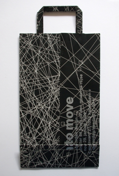 Dansk Design Center bag