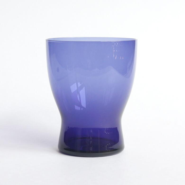 Saara Hopea/Nuutajarvi/ Tumbler # 1710 Blue
