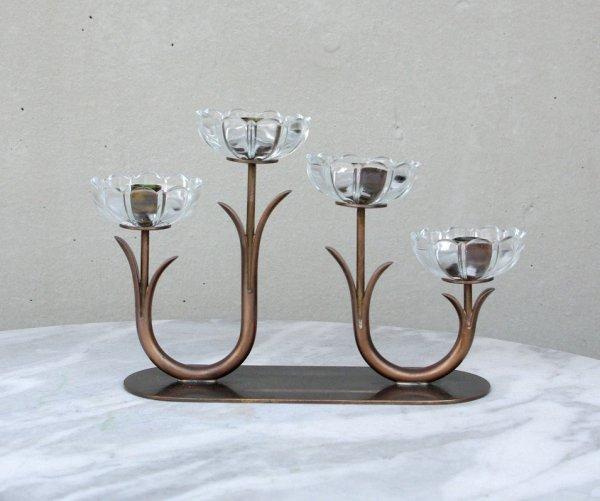 Gunnar Ander/Ystad Metall/Candleholder/Decoration type_A