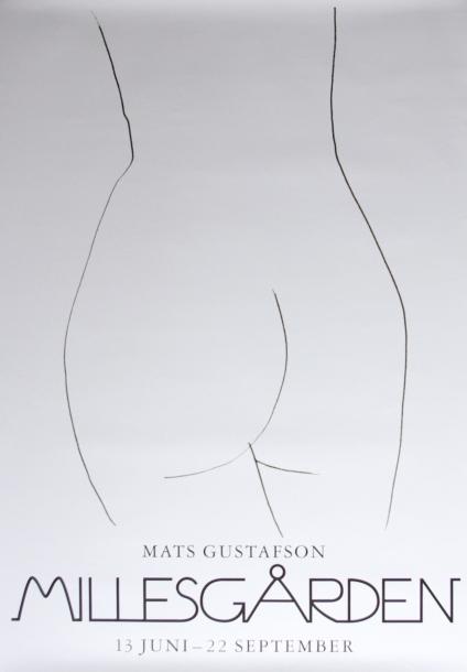 Mats Gustafson / Nude
