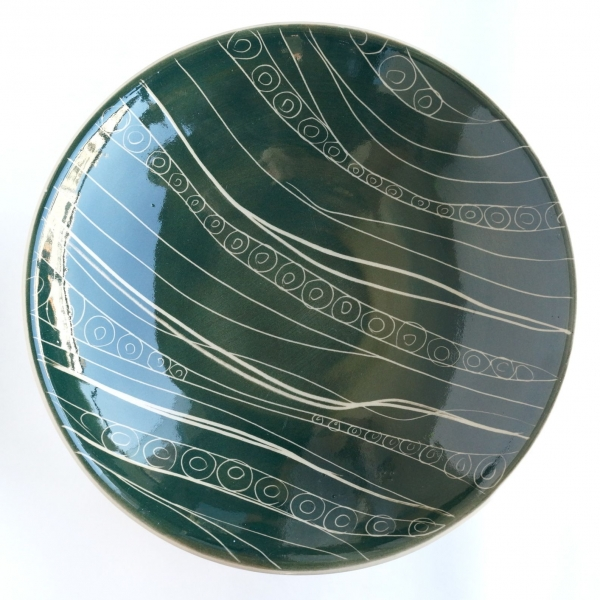 Anonymous/Plate/Green
