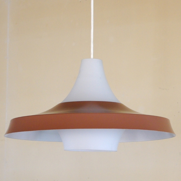 Lisa Johansson-Pape /ORNO/Ceiling lamp/Glass+Metal