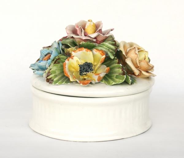 Italy / Pottery Box