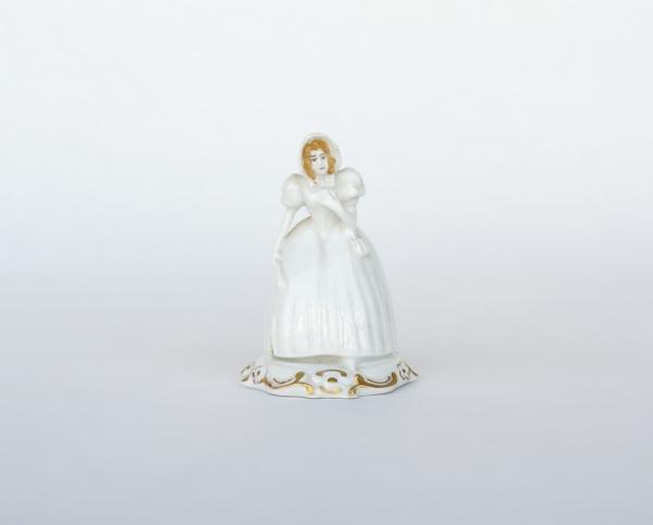 Rosenthal / Berthold Boeß / miniture woman figure #453