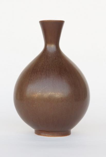 Berndt Friberg / Vase / Brown