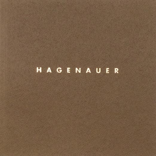 カタログ/ Hagenauer