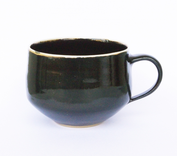 Lucie Rie/Coffee Cup/金継ぎ A