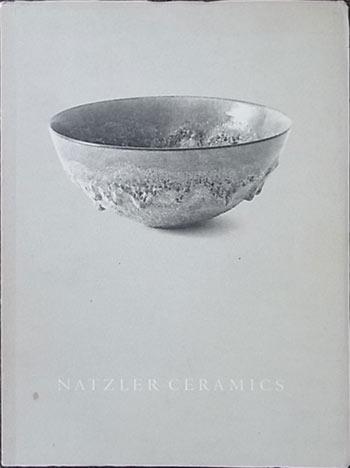 Gertrud and Otto Natzler / NATZLER CERAMICS