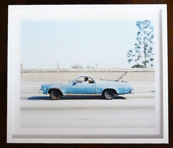 平野太呂  / CAR#20 from『Los Angeles Car Club』(2016) with frame
