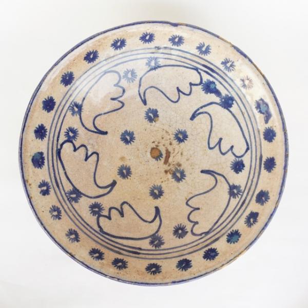 ウズベキスタン/Vintage Plate