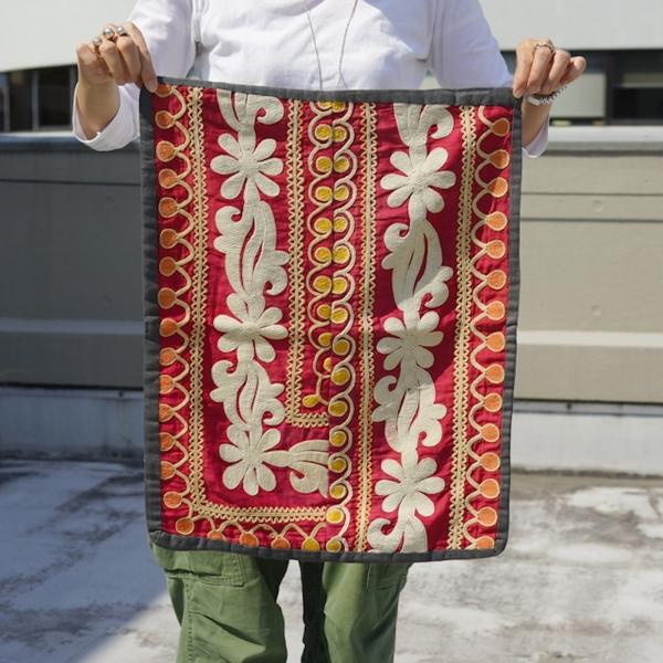 ウズベキスタン/Suzani/Vintage_j