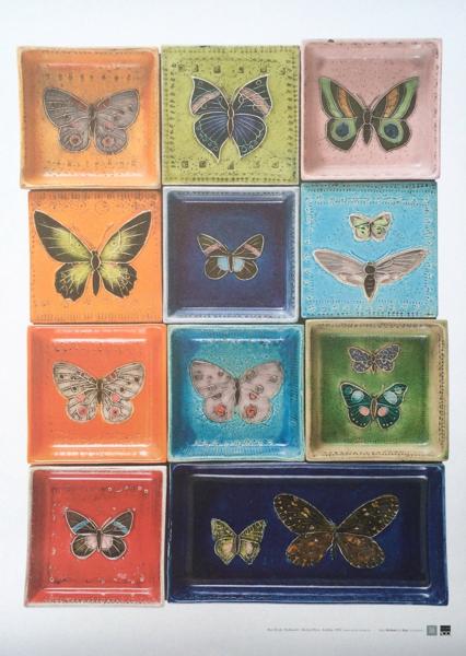 Rut Bryk, Butterflies