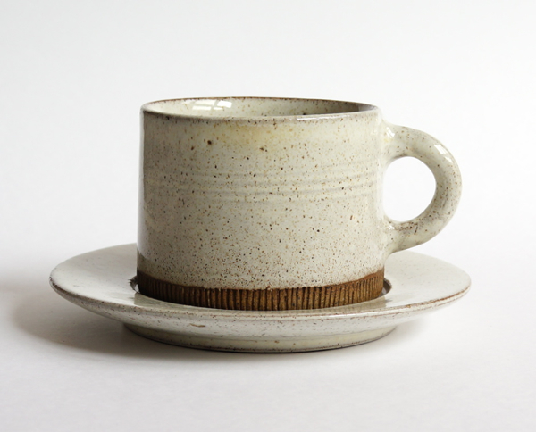 Signe Persson-Melin / Cup&Saucer / D