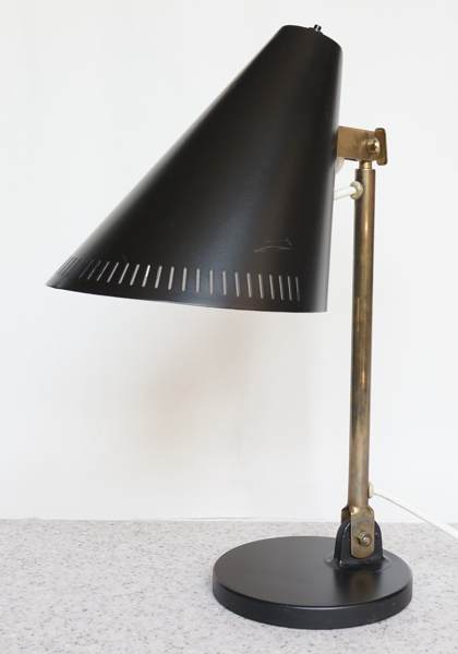 Paavo Tynell/ Table Lamp/ Black