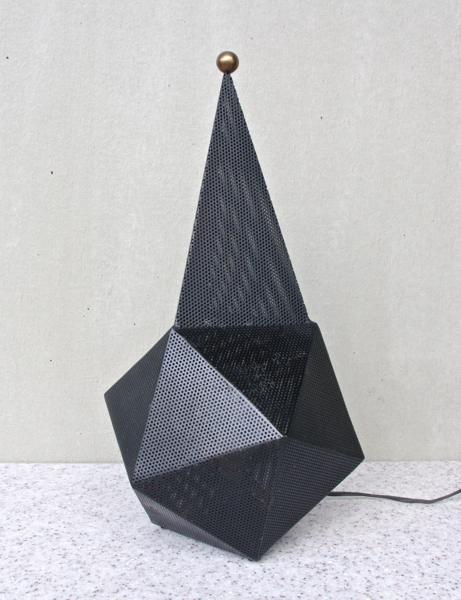 Mathieu Mategot / Baghdad Lamp
