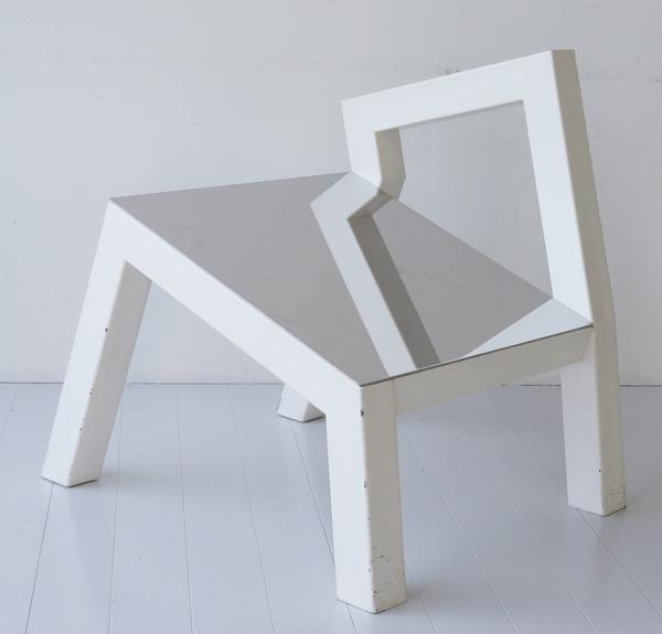 YABU/mirror chair