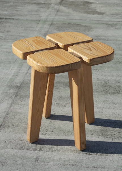 Lisa Johansson-Pape/Stool for Stockmann Orno