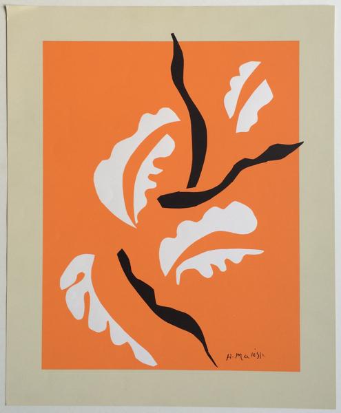 Henri Matisse / セリグラフ