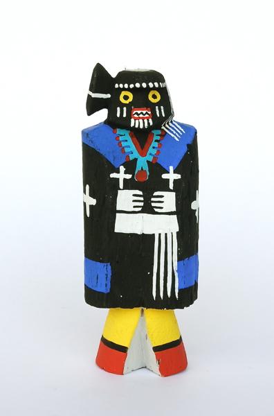 Kachina Doll/Abbott Sakiestewa/Horo Mana