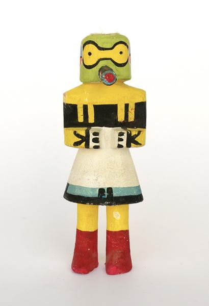 Kachina Doll/Emory Pohouma/Sipikne