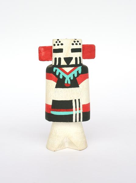Kachina Doll/Snow