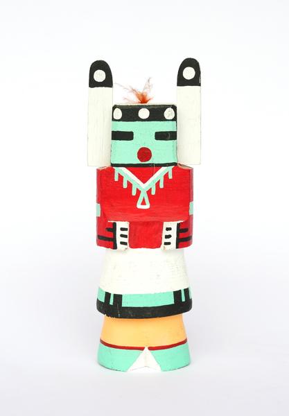 Kachina Doll/Anonymous/Hunter