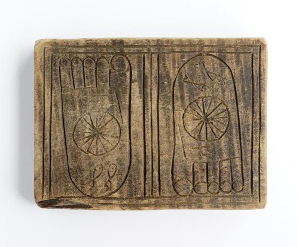 スリランカ/木製アミュレット(L)