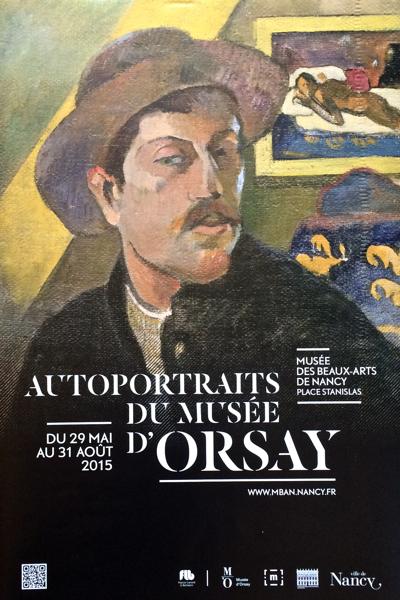 AUTOPORTRAITS DU D'ORSAY