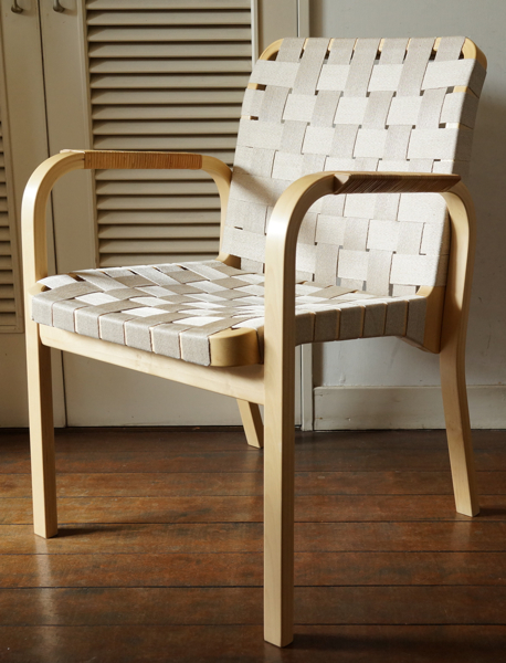 Alvar Aalto / Arm Chair No.45 /Beige