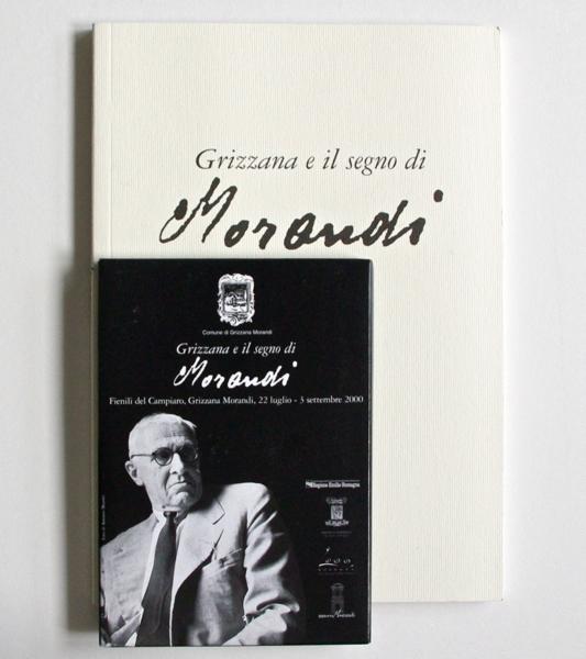 Grizzana e il segno di Morandi (ポストカードセット付)