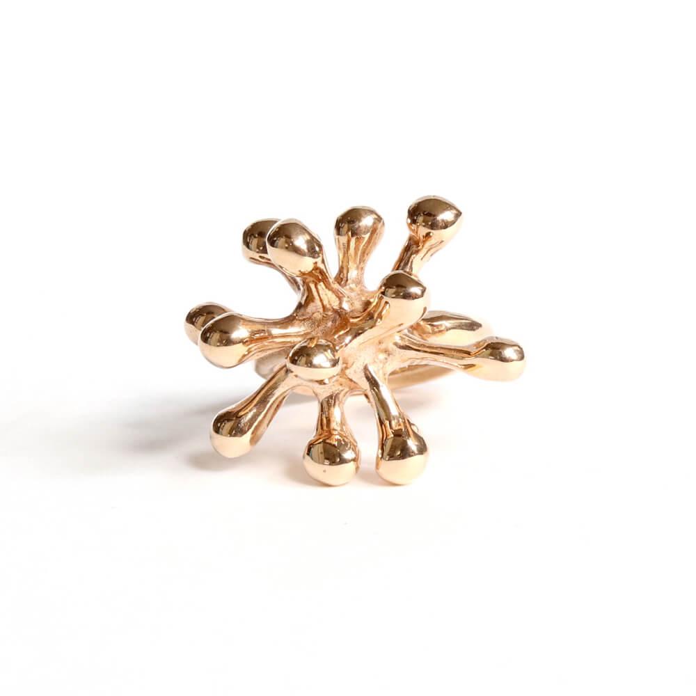 Monica Castiglioni / PISTILLI RING/BIG (Bronze)