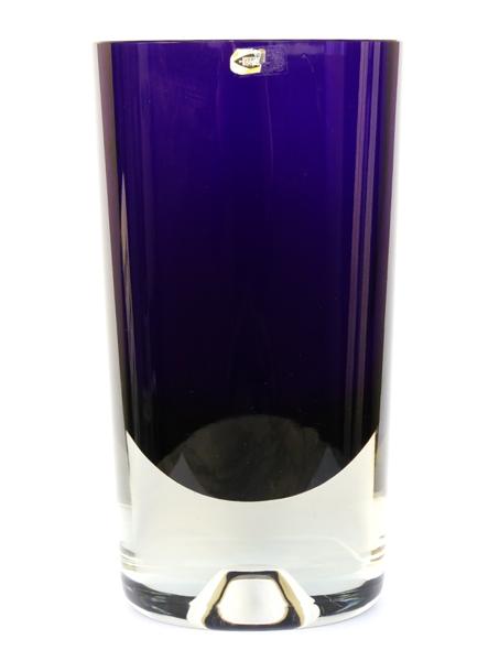 Kaj Franck/Nuutajarvi/Glass Vase KF-295