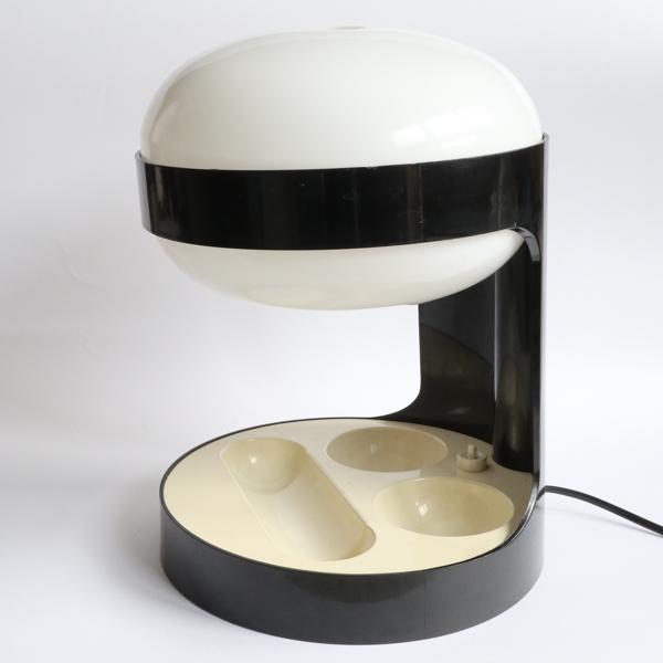 Joe Colombo / Kartell / Table Lamp KD27