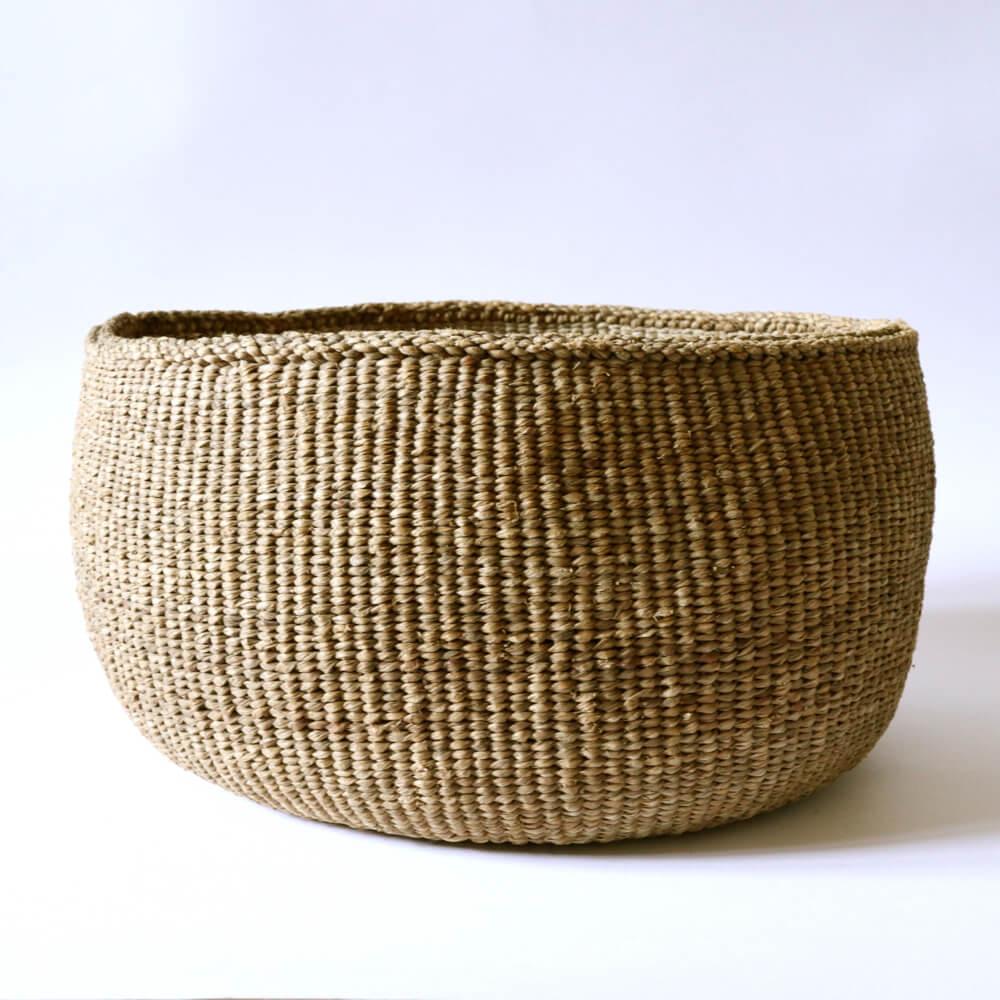 李朝/ 紙縒バスケット