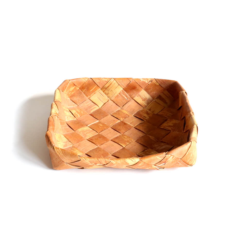 Finland / Birch Wicker Basket