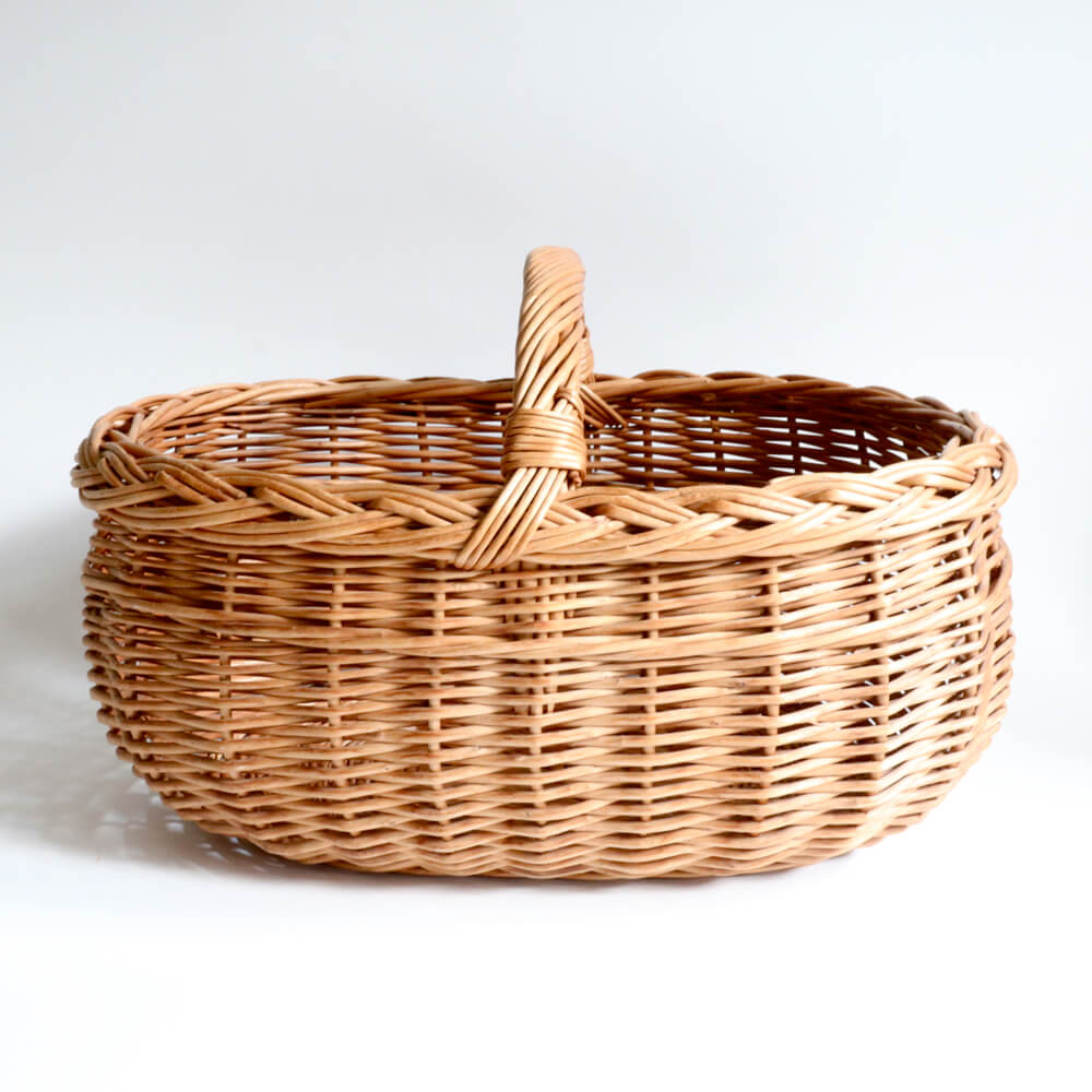 Denmark/Wicker Basket