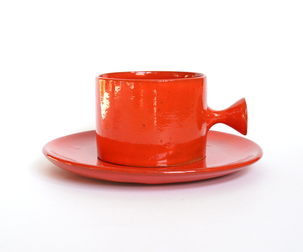 Charles Voltz/Cup&Saucer (リペア)