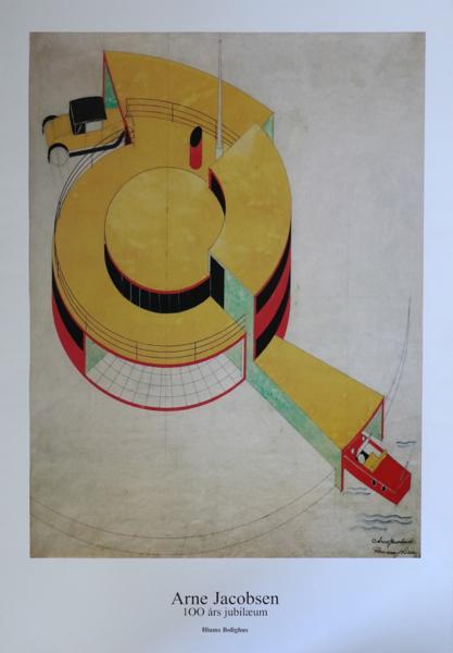 Arne Jacobsen 100 ars jubiaeum