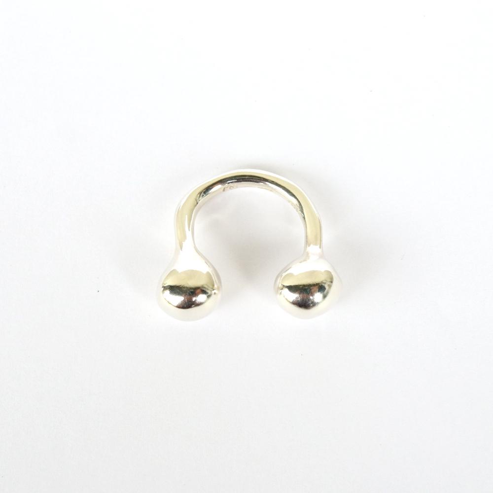 Monica Castiglioni / PISTILLI63/SMALL (Silver)