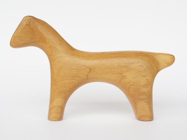 Antonio Vitali / Wooden toys/ウマ