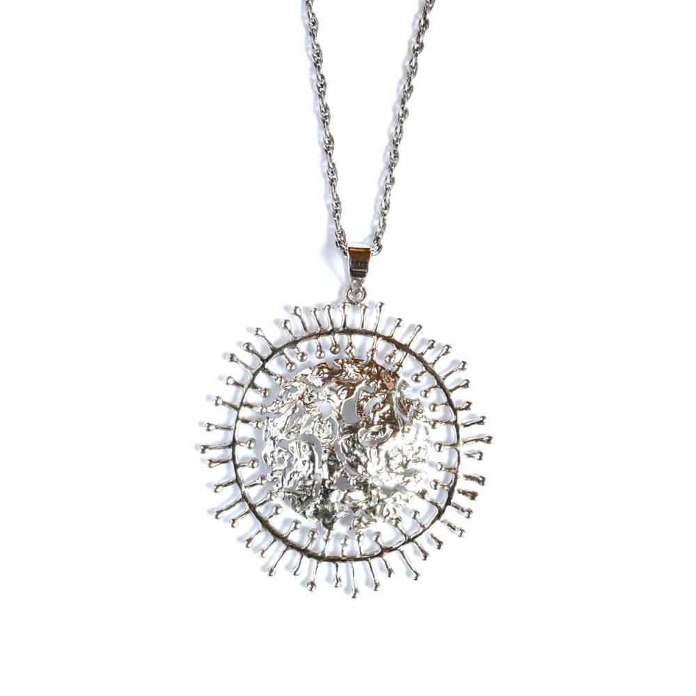 Tapio Wirkkala/Kultakeskus Oy/Silver jewelry