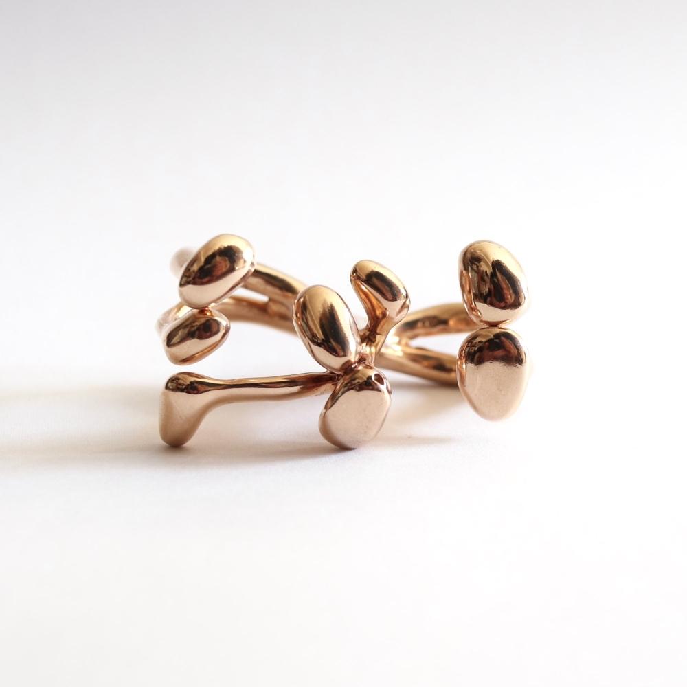 Monica Castiglioni / PEPITA RING (Bronze)