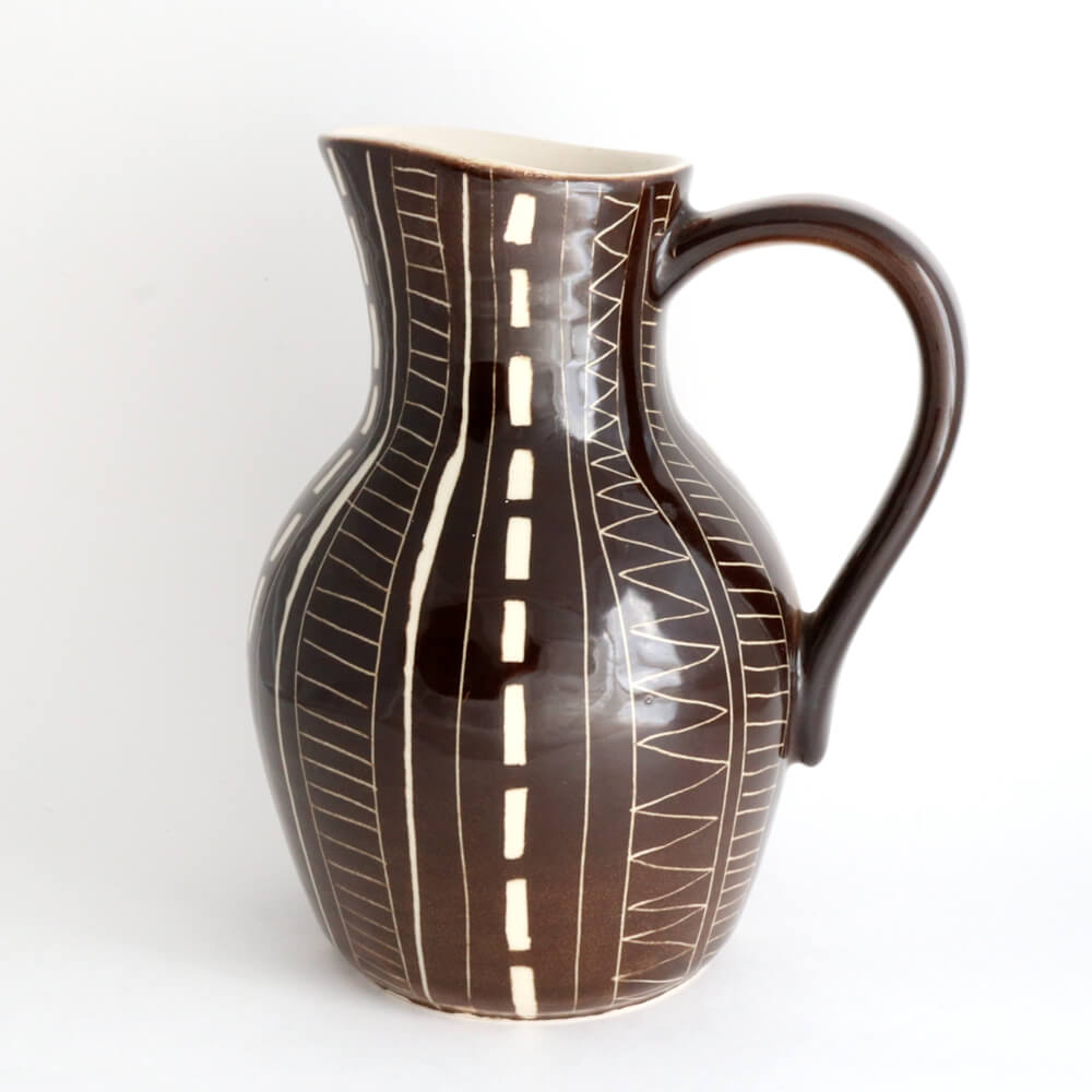 Kaj Franck/Pitcher KF2/Brown