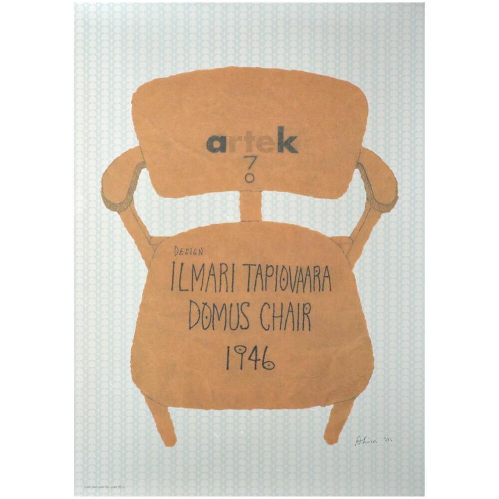 Artek Domus chair / Akira Minagawa