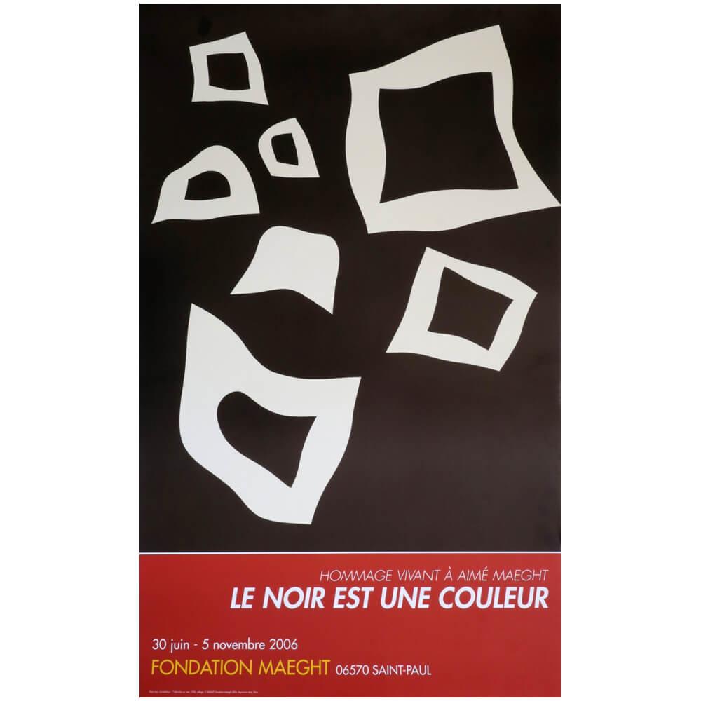Hans Arp / Le Noir est couleur 2006
